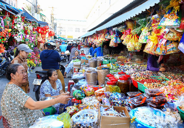 Mua sắm ở Ninh Thuận