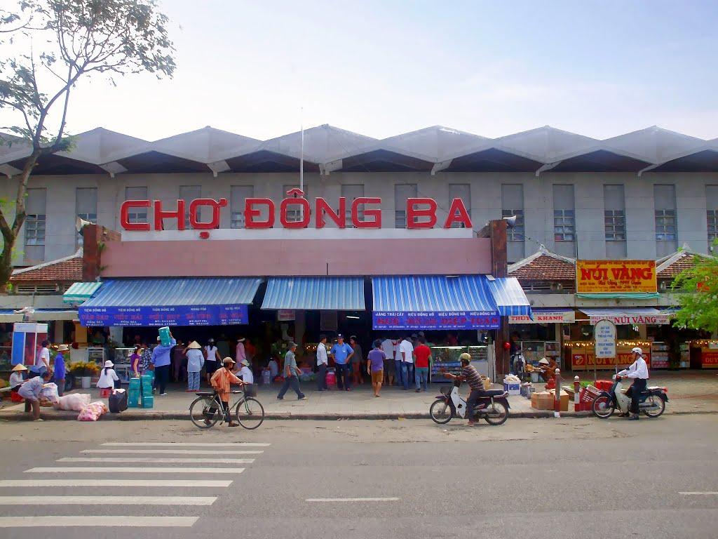 Mua sắm ở Thừa Thiên Huế