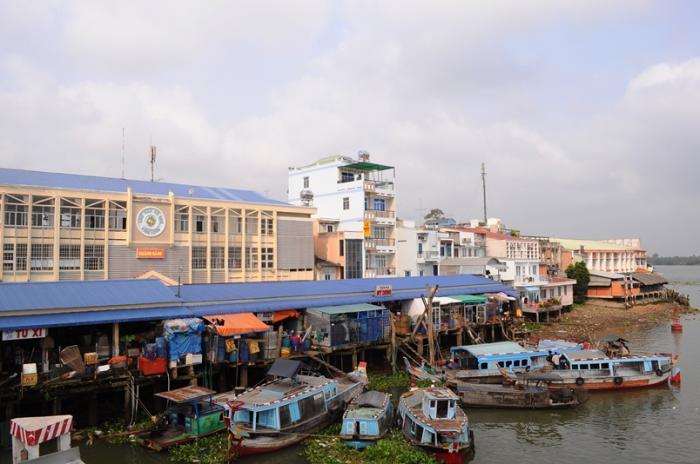 Mua sắm ở Vĩnh Long