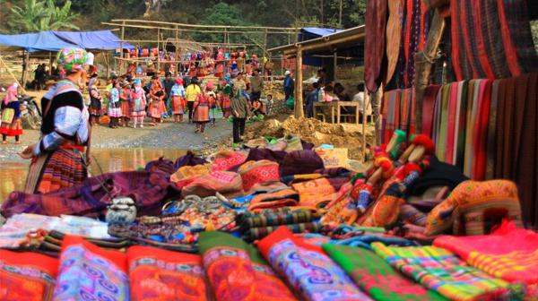 Mua sắm ở Điện Biên