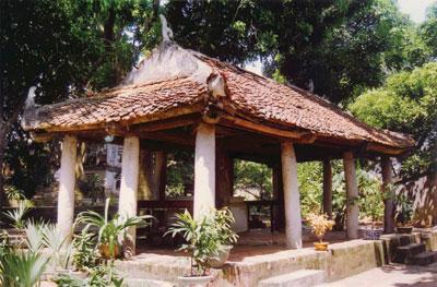 Chùa Cói (Vĩnh Phúc) - Một di tích kiến trúc nghệ thuật giá trị