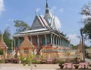 Chùa Khmer: Nơi hội tụ các giá trị văn hóa dân tộc