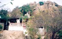 Chùa Pháp Võ - một thắng cảnh đẹp của Bình Thuận