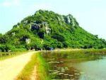 Núi Ðá Dựng (Kiên Giang): Di tích danh lam thắng cảnh cấp quốc gia