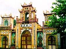 Đền Đồng Bằng – Một di tích lịch sử của tỉnh Thái Bình