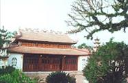Đền Hồng Sơn - Một công trình kiến trúc cổ kính của Nghệ An