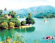 Huyền ảo hồ Ao Châu (Phú Thọ)