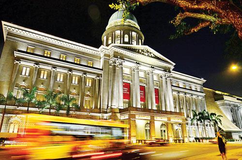 Du lịch Singgapore