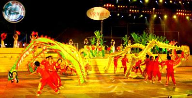 Khai mạc Năm Du lịch Quốc gia Mekong - Cần Thơ 2008