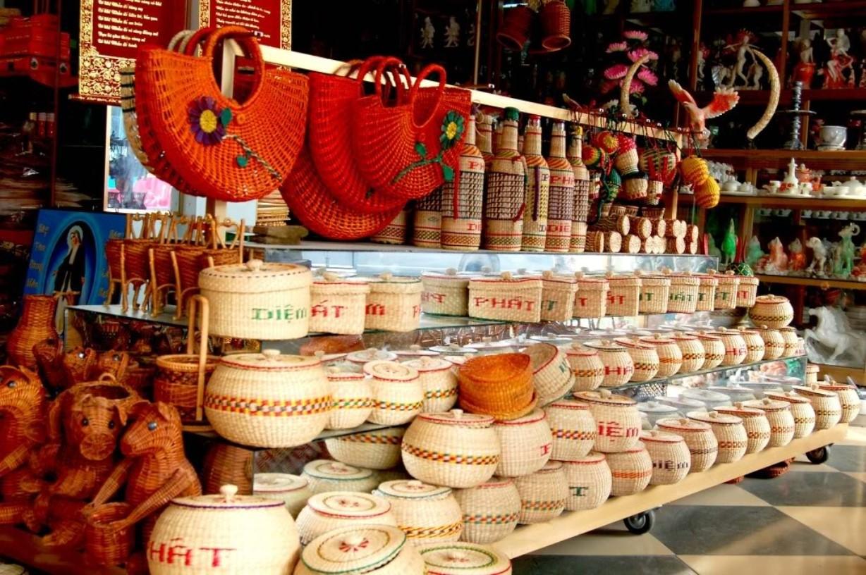 Mua sắm ở Ninh Bình