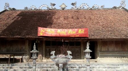 Khám phá nét độc đáo của làng cổ Thanh Cù – Hưng Yên