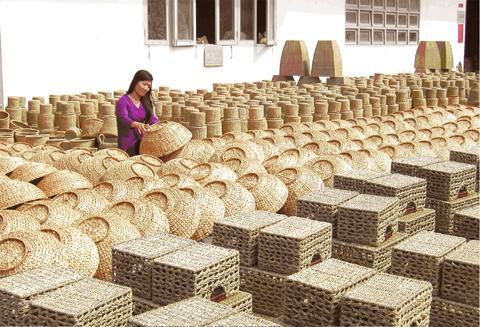 Phát triển làng nghề truyền thống ở Tiền Giang
