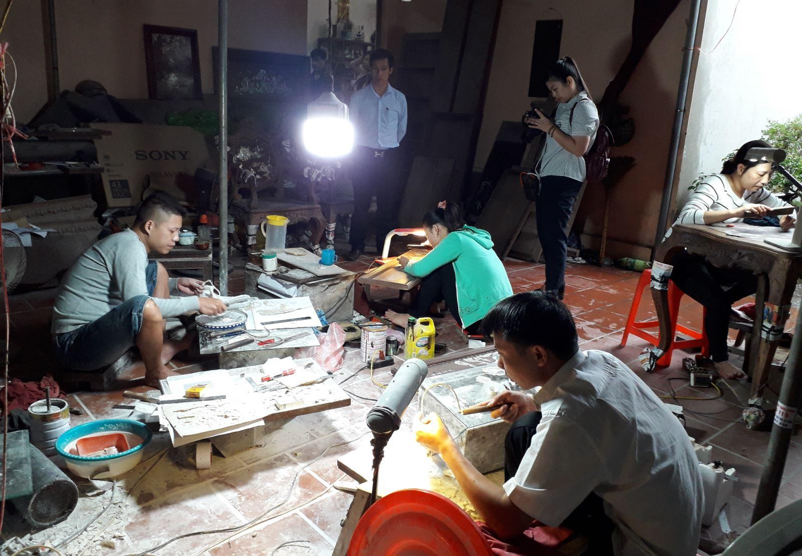 Hà Nội: Xây dựng sản phẩm du lịch làng nghề Phú Xuyên