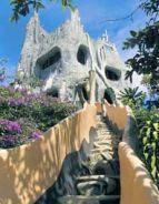 Lâu đài mạng nhện ở Đà Lạt: Một công trình kiến trúc độc đáo
