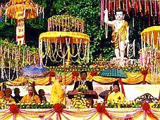 Du lịch trong dịp Đại lễ Phật đản 2008