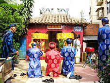 Lễ cúng Thần Nông trong các ngôi đình ở Nam bộ