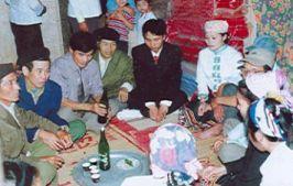 Lễ báo hiếu của người Thái miền tây Nghệ An