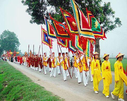 Bảo tồn giá trị văn hóa truyền thống của lễ hội