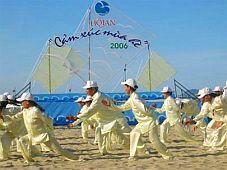 Mùa Du lịch Biển Quảng Nam 2008