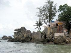 Kỳ thú trên đảo ngọc Phú Quốc: Mũi Dinh Cậu