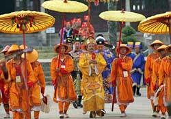 Saigontourist mở chùm tour kết hợp tham dự Festival Huế 2008