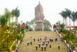 Khu di tích lịch sử Nha Công an Việt Nam tại Tuyên Quang