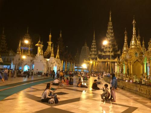 Khám phá những điều thú vị khi đến đất nước Myanmar