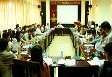 Tổng cục Du lịch tổ chức sơ kết 6 tháng đầu năm  và triển khai nhiệm vụ 6 tháng cuối năm 2008