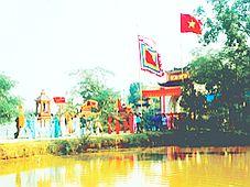 Ðình cổ Sùng Văn (Nam Định)