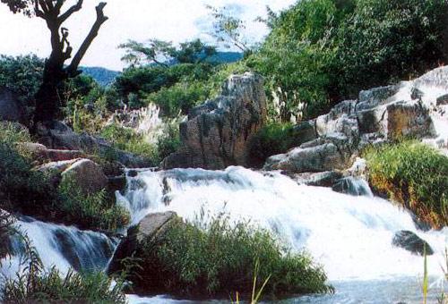Tiềm năng du lịch sinh thái Vườn quốc gia Núi Chúa, Ninh Thuận