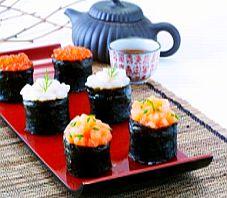 Sushi - Nét văn hoá đặc trưng Nhật