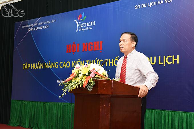 Tổng cục Du lịch tổ chức tập huấn nâng cao kiến thức thống kê du lịch cho các tỉnh khu vực miền Bắc