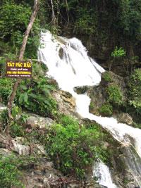 Vẻ đẹp hoang sơ thác Pác Hảu, Tuyên Quang