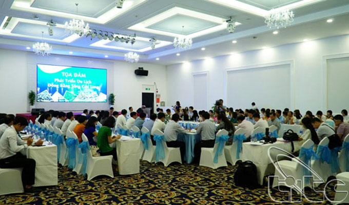 Tọa đàm Phát triển sản phẩm du lịch vùng Đồng bằng sông Cửu Long
