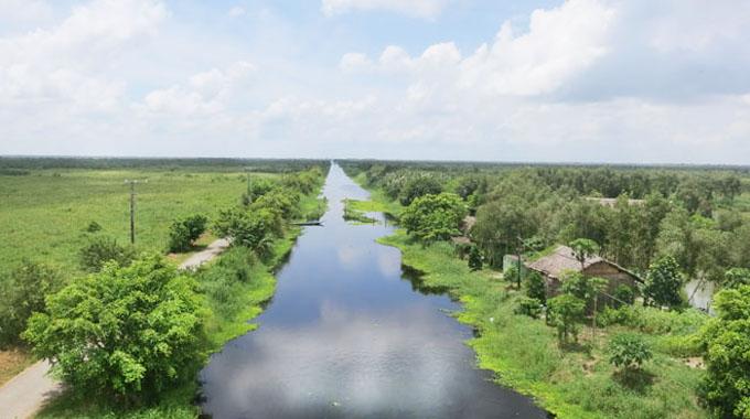 Thăm Vườn Di sản ASEAN U Minh Thượng (Kiên Giang)
