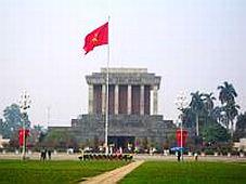 Mở điểm bầu chọn cho Vịnh Hạ Long tại Khu di tích Chủ tịch Hồ Chí Minh